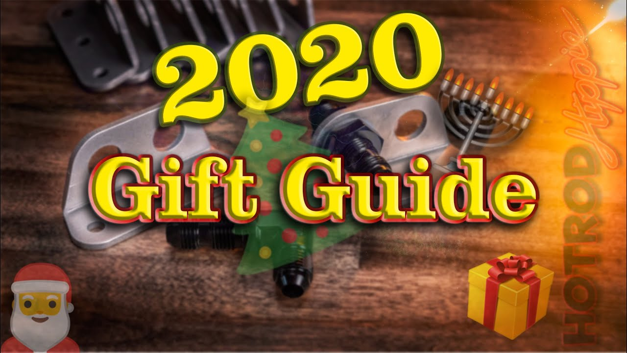 2020 Holiday Gift Guide for Mechanics, Auto Techs, Black Friday! Tools and More!