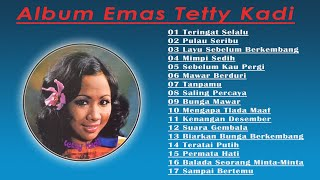 Album Emas Tetty Kadi