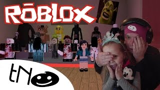 Výtah plný hororáčků - [UPDATE!] The Scary Elevator! | Roblox | Tatínek a Barunka CZ/SK