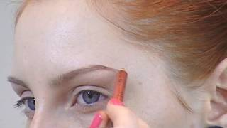 Quick Makeup for Redheads
