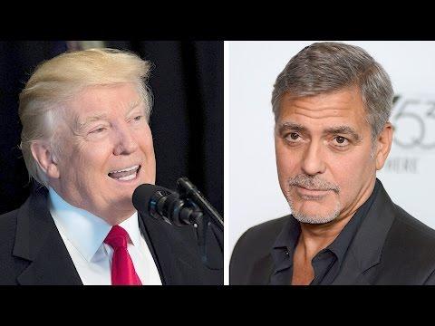 George Clooney: We Have to Fix Donald Trump | Splash News TV