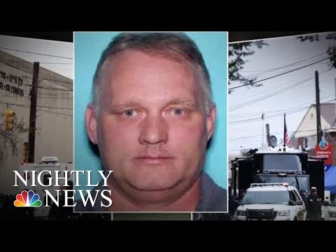 Pittsburgh Synagogue Shooting Suspect Makes First Court Appearance   NBC Nightly News
