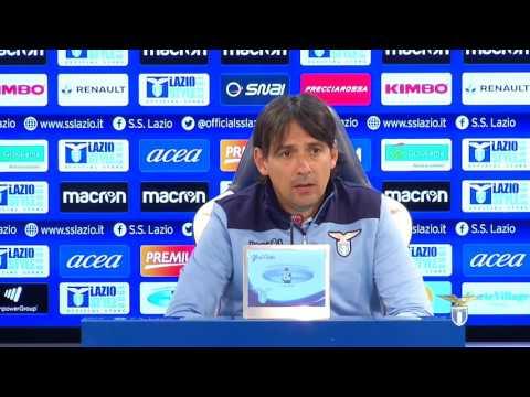 🎥 Le parole di mister #Inzaghi alla vigilia di #SassuoloLazio