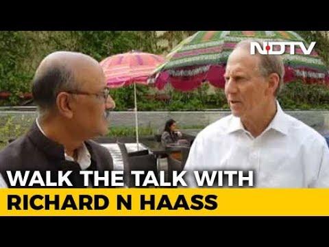 """""""Trump Not A Republican President"""": Richard N Haass"""
