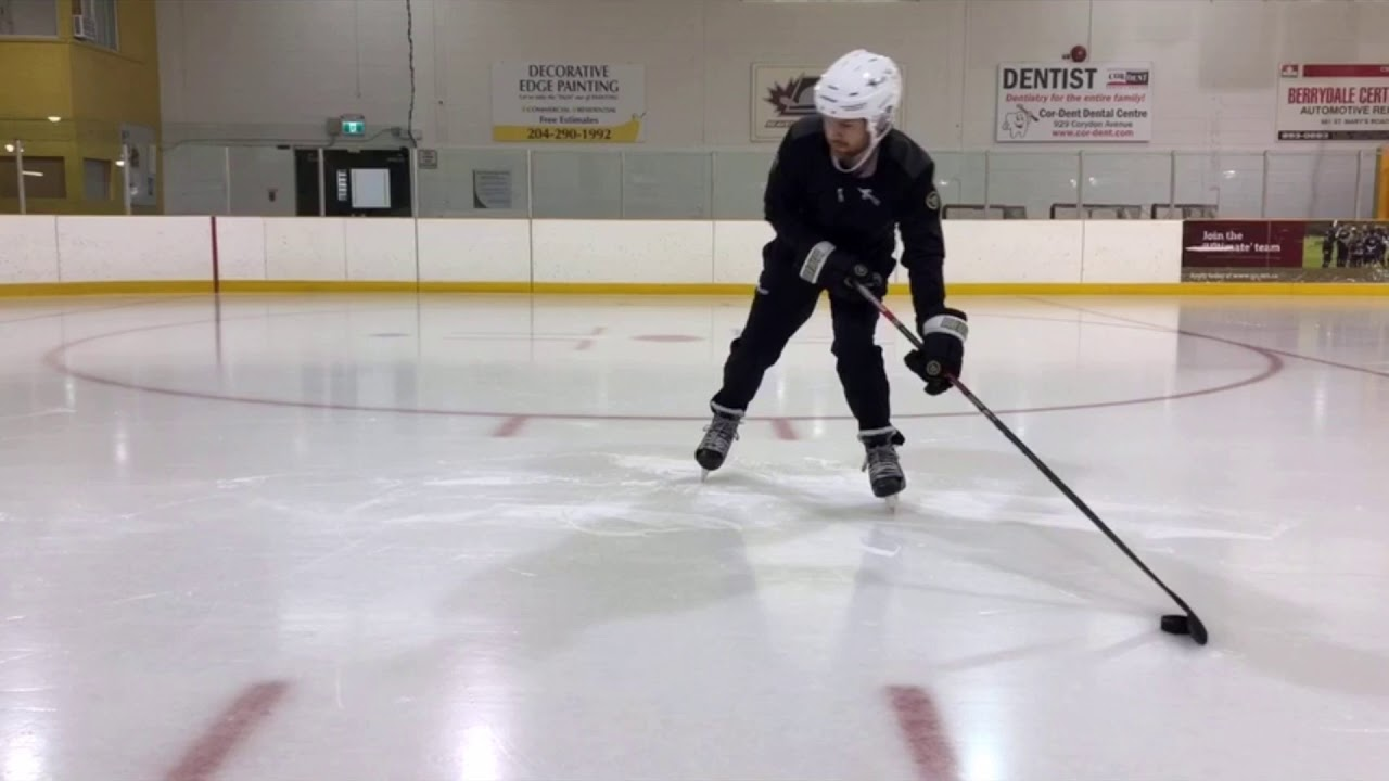 how to improve your shot in hockey