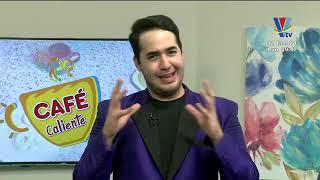 Nos visita el mago Daniel Vega