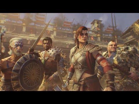 Black Ops 4 Zombies IX Trailer (Call of Duty BO4 Zombies NINE)