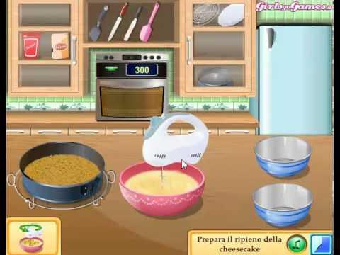 Cucina Con Sara Giochi Di Cucina Su Denygiochi It Youtube