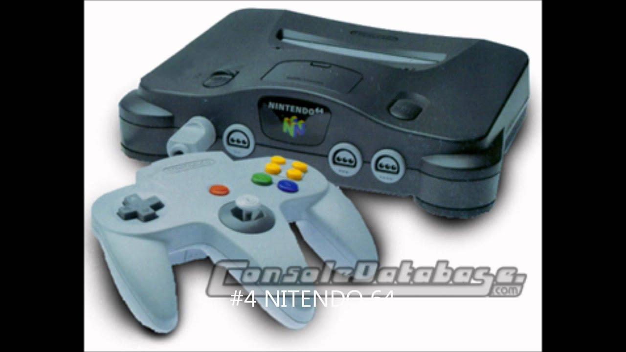 Oldest to newest game consoles youtube for What is console