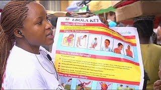 Ende der Ebola-Blockade in Monrovia