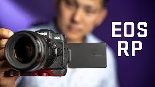 CANON EOS RP | Should you buy this $1,299 Full Frame? Or should you RUN!?