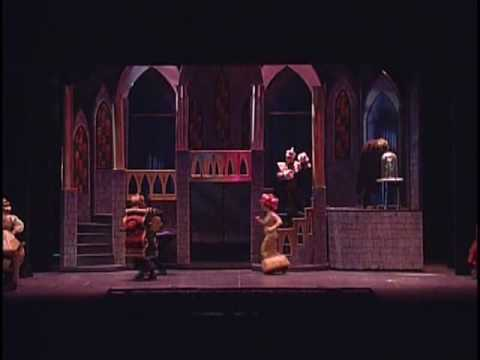 Beauty & the Beast- The mob song/ battle- Red bank