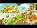 JESTEM ŚLICZNY JAK ACHILLES! - Clash of the Olympians #1