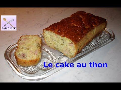 recette-express-:-le-cake-au-thon
