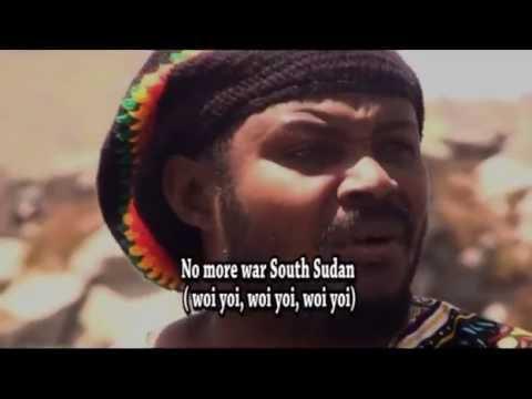 NO MORE WAR SOUTH SUDAN