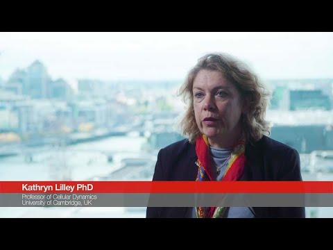 Interview With 2017 TMT Research Award Recipient – Dr. Kathryn Lilley