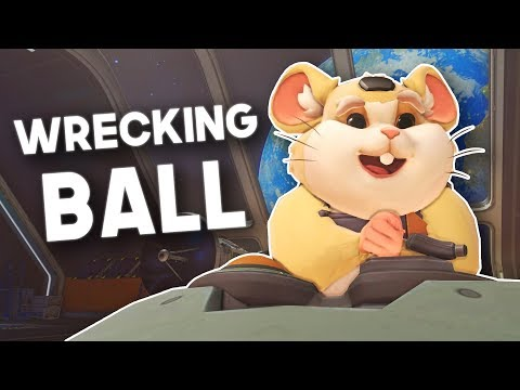 Instalok - Wrecking Ball [Overwatch] (Imagine Dragons - Natural PARODY)