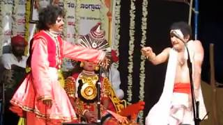 Yakshagana - kusha lava - saligrama mela - Jarkala - Kyadagi - Hasya