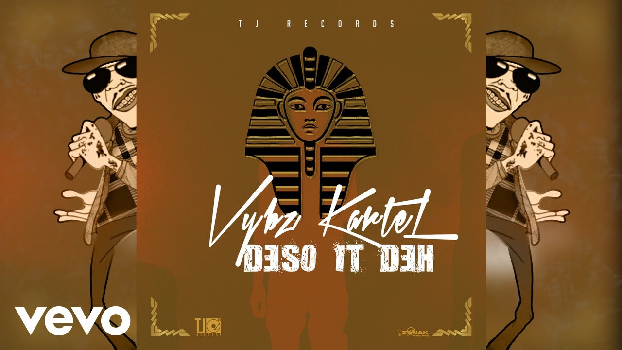 Vybz Kartel - Deso It Deh (Lyric Video)