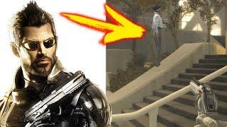 Игра  Deus ex human revolution Как стать киберспортсменом А сколько ты времени потратил на мяч ПОДПИШИСЬ httpbitlyjoin