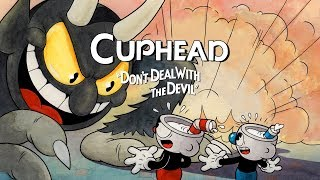 Live Gameplay - Cuphead - Virtual Valerie