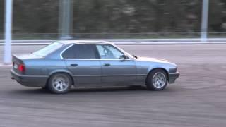 bmw 535i e34 drift