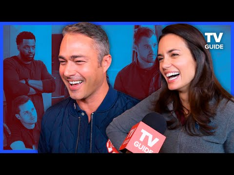 One Chicago Stars Play 'Most Likely To' | Taylor Kinney, Torrey DeVitto, Jesse Spencer