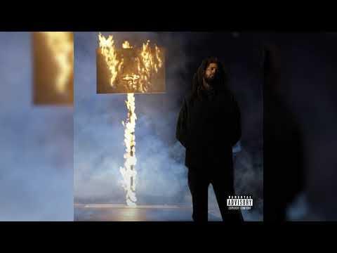 J. Cole - l e t . g o . m y . h a n d  feat. Bas, 6LACK (Official Audio)