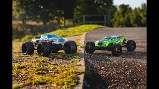 ARRMA 1/10 GRANITE VOLTAGE MEGA Monster Truck 2WD RTR Video