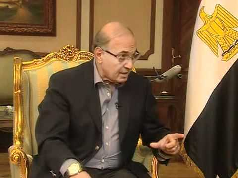 Interview with Ahmed Shafik - Reem Nour - Nile TV