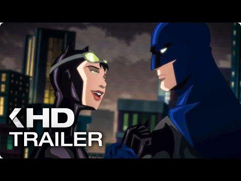 BATMAN: Hush Trailer (2019)