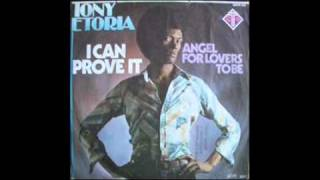 Tony Etoria - I can prove it