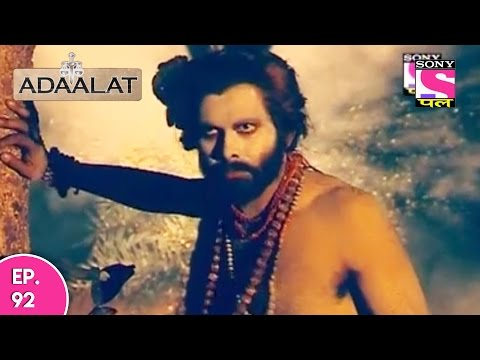 Adaalat - अदालत - Qatil Aghori - Episode 92 - 24th December 2016