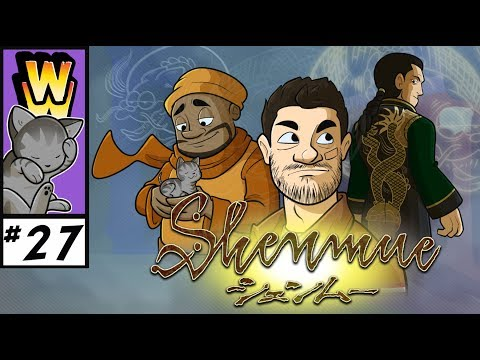 """""""It's About Race!"""" - Shenmue (Part 27) - Weekend Warriors!"""