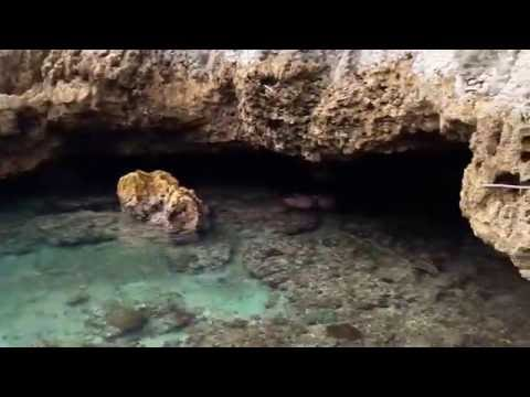 Philippines ; Guimaras Island : JBLFMU ECO PARK & MARINE SANCTUARY CORAL CAVE