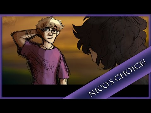 """Nico's Choice"" – Percy Jackson Comic Dub Drama"