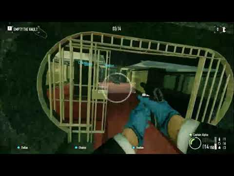 PAYDAY 2 - First World Bank Solo Speedrun (former WR 6:22)