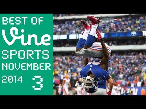 Best Sport Vines | November 2014 Week 3