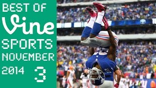 Best Sport Vines | November 2014 Week 3