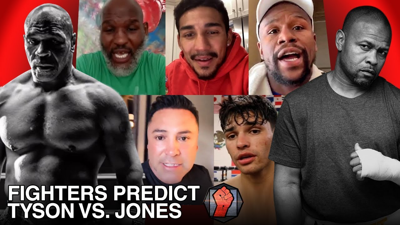 Mike Tyson vs. Roy Jones Jr.: Fight predictions, expert picks ...