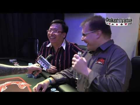 Andrew Scott & Raymond Chow Heads Up @ Bankroll Opening Tournament