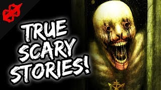 scary stories for dark nights