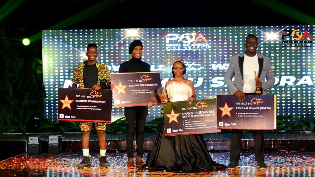 Download Season Finale   Episode 11   Pearl Of Africa Star Search Season 1