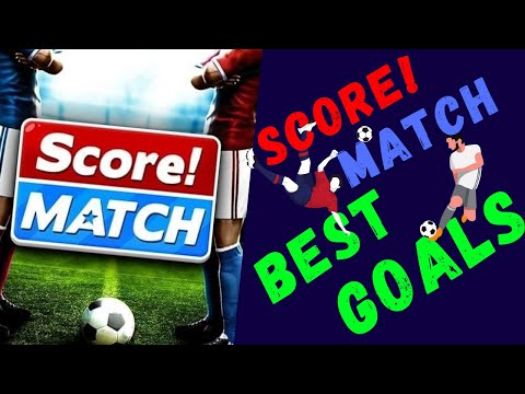 Score Match Best Goals (best Android Game Play 2020)