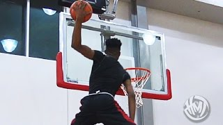 Derrick Jones Is The BEST Dunker In The Country! SICK Dunk Session