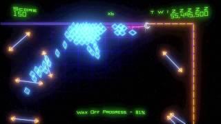 Geometry Wars 2 - ''Wax Off'' Achievement