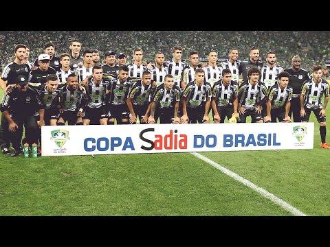 Palmeiras 2 x 1 Santos | BASTIDORES | Copa do Brasil (02/12/15)