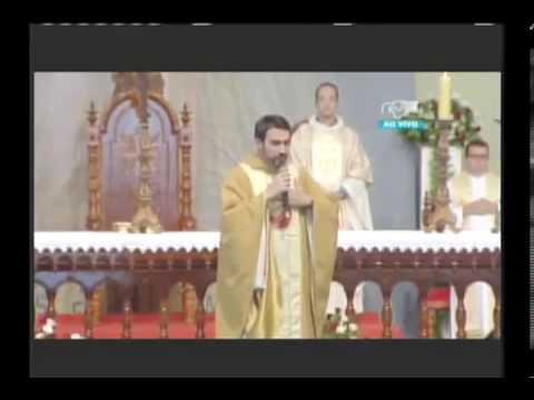 Padre Fabio de Melo | Festa da Misericórdia Canção Nova 2015
