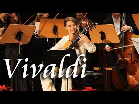 A. Vivaldi, Concerto D-Dur RV93, Tatyana Ryzhkova and Bremen Chamber Orchestra