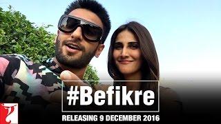 Befikre | Releasing 9 December 2016 | Ranveer Singh | Vaani Kapoor
